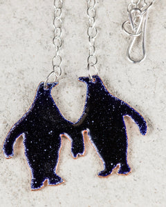 Penguins Necklace