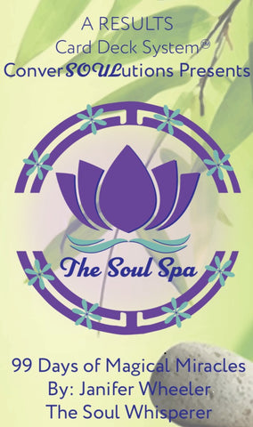 The Soul Spa Transformational Card Game