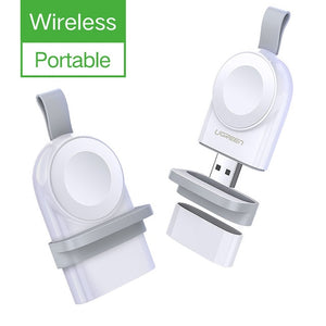 Wireless Apple Watch Charger