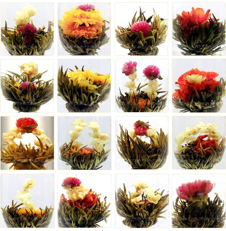 Blooming Flower Tea Balls - BUY 2 Lots (20pcs) AND GET 1 (10pcs) Lot for FREE!
