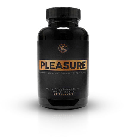 Unisex Pleasure Enhance Stamina. Daily Dietary Supplements for Sexual Health