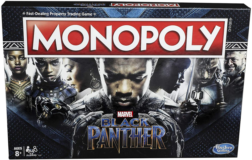 Monopoly: Black Panther