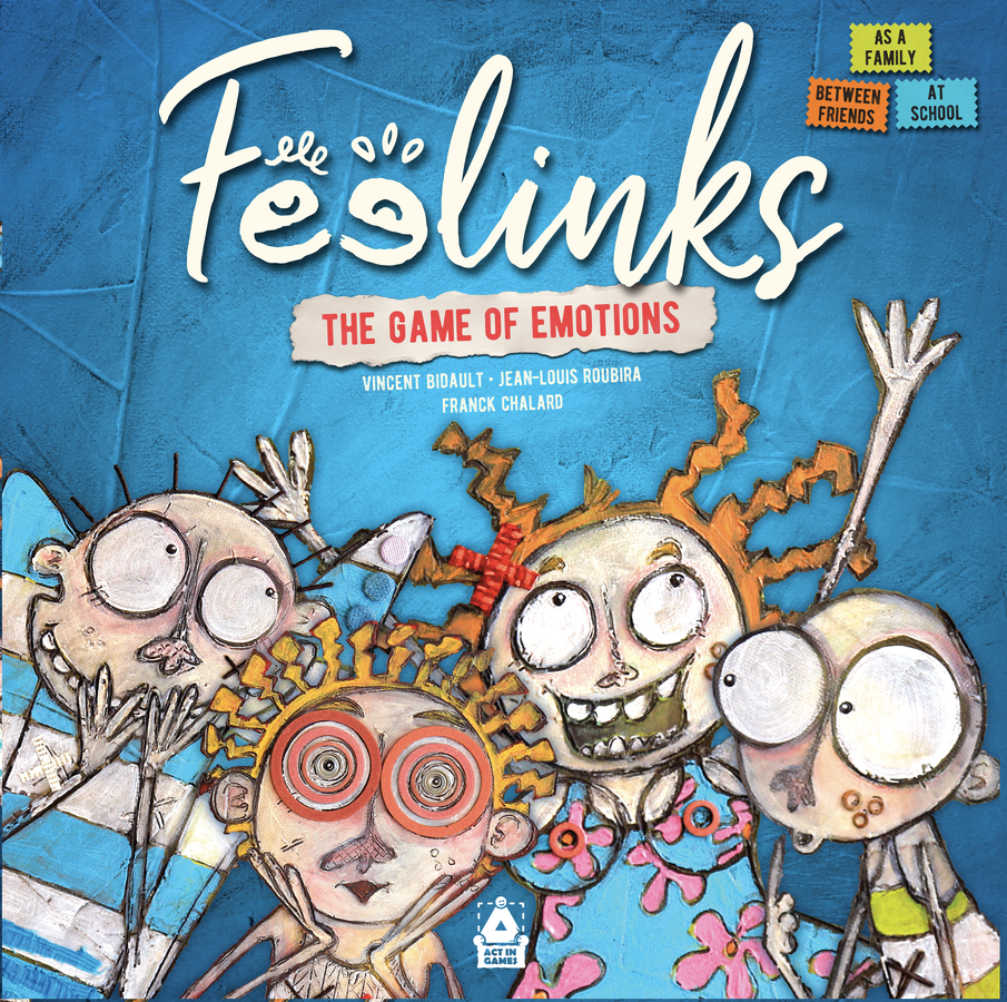 Feelinks: The Game of Emotions