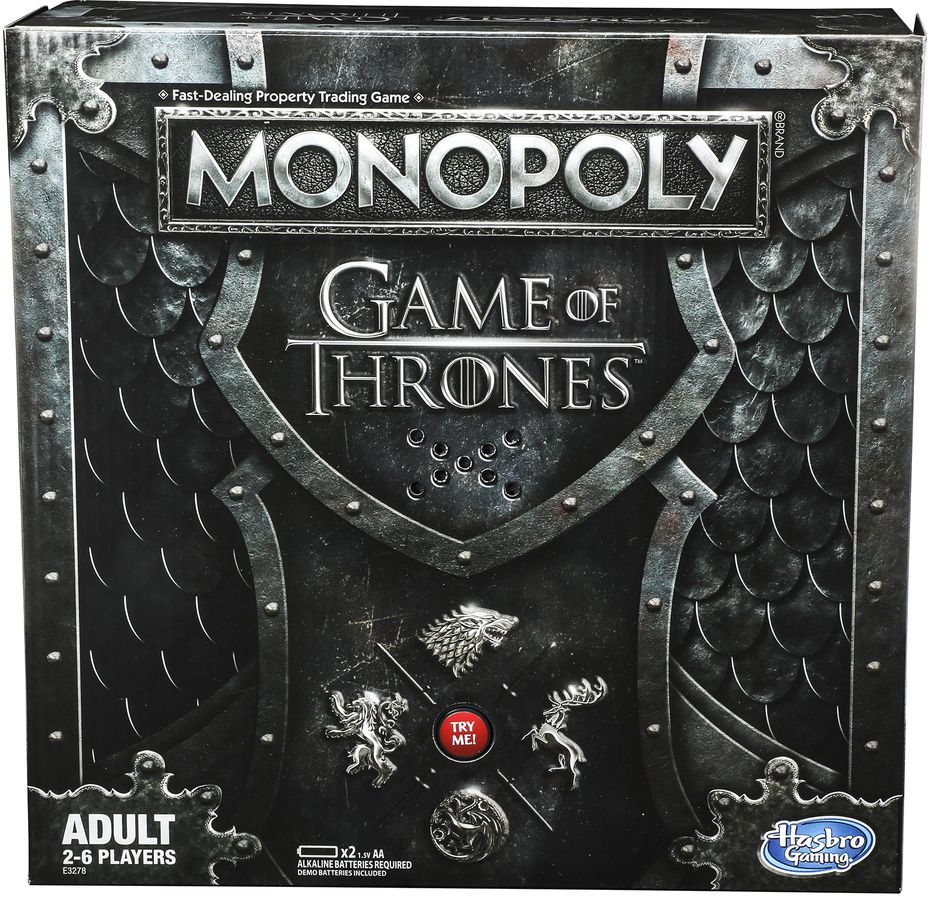 Monopoly : Game of Thrones