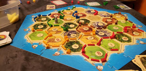 Catan (The Settlers of) - 5 to 6 Player Extension