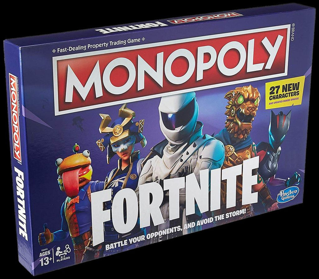 Monopoly : Fortnite Edition