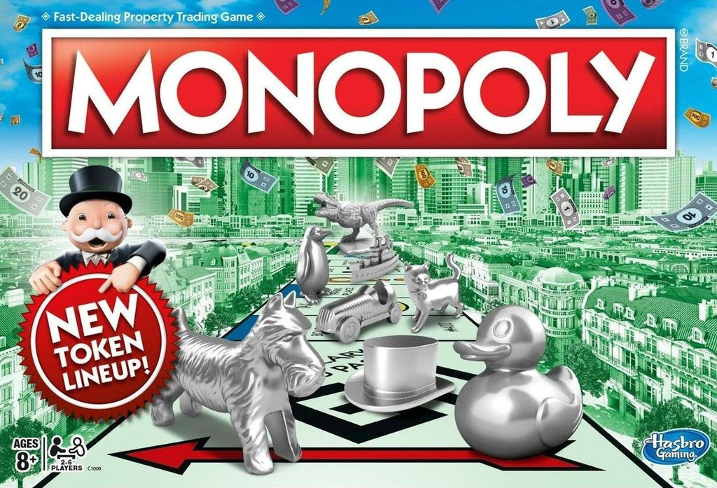 Monopoly Original Edition Game