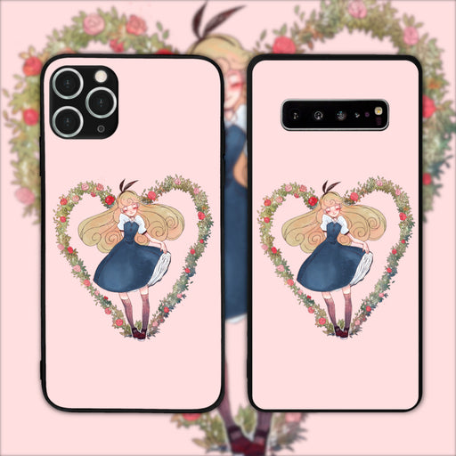 Alice Baby Pink by Funrin Phone Case