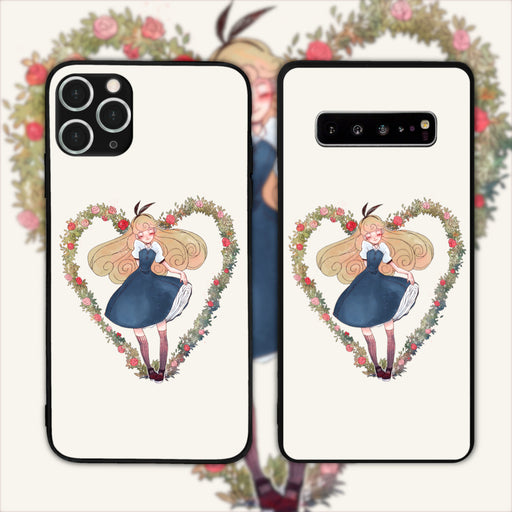 Alice White by Funrin Phone Case
