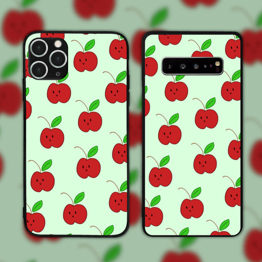 Apples UWU Green by Appletea.psd Phone Case