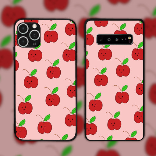 Apples UWU Red by Appletea.psd Phone Case