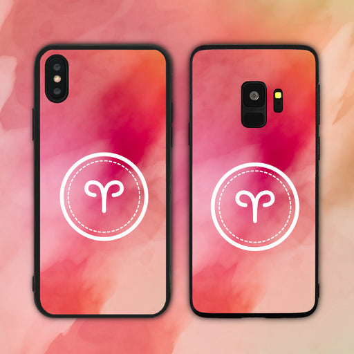 Aries Sign Phone Case