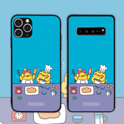 Baking Cheeps By TheCheepCheeps_ Phone Case