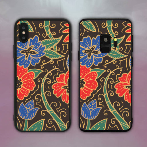 Batik Pattern Phone Case