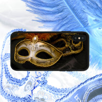 Behind the Mask Phone Case