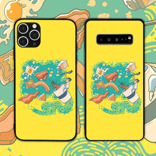 Big Breakfast by Hojyn Phone Case