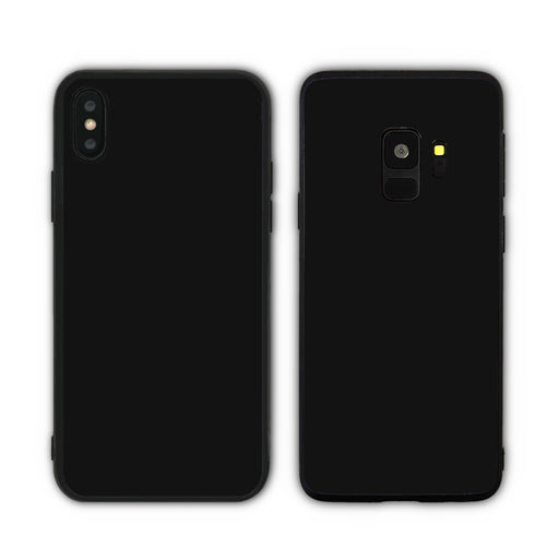Black Color Series Phone Case
