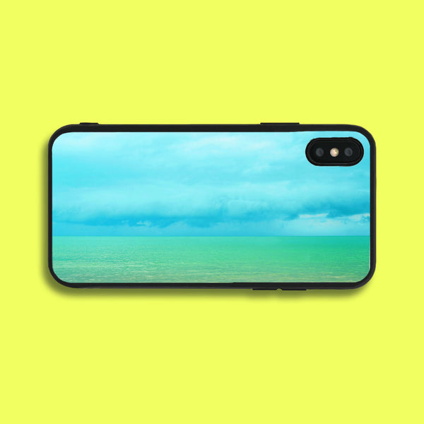 Blue Horizon Phone Case