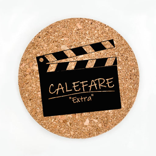 Calefare Pot Coaster (Cork)