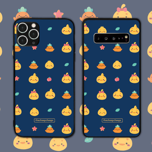 Cheeps Pattern By TheCheepCheeps_ Phone Case