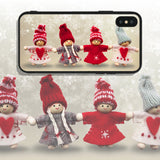 Christmas Dancing Dolls Phone Case