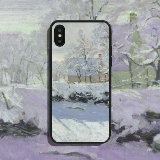 Claude Monet The Magpie B Phone Case