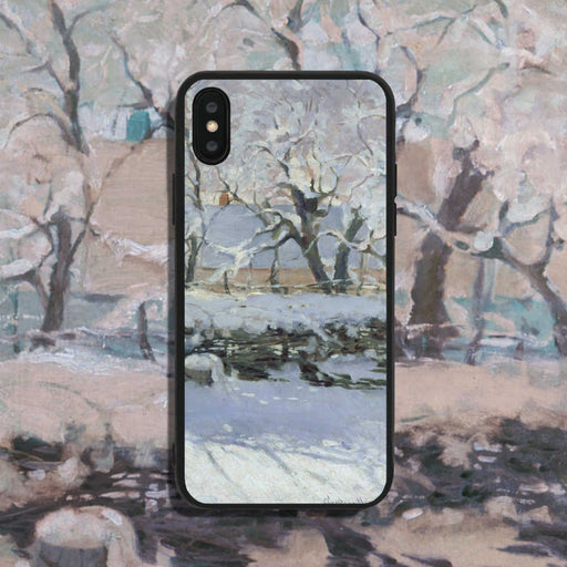 Claude Monet The Magpie C Phone Case
