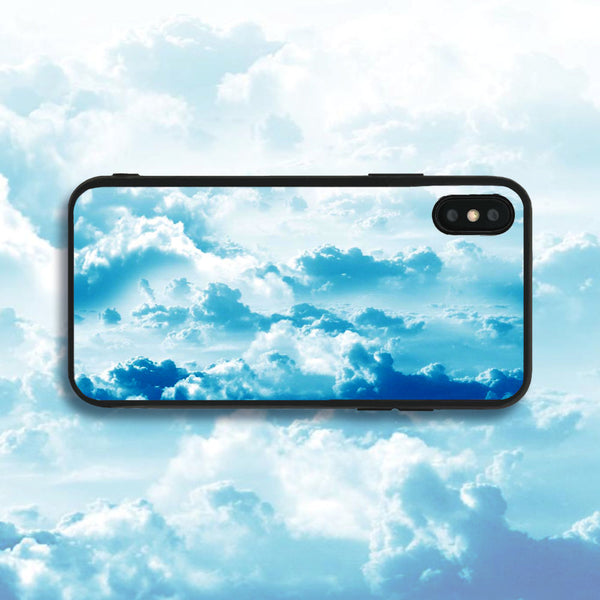 Clouds of Blue Phone Case