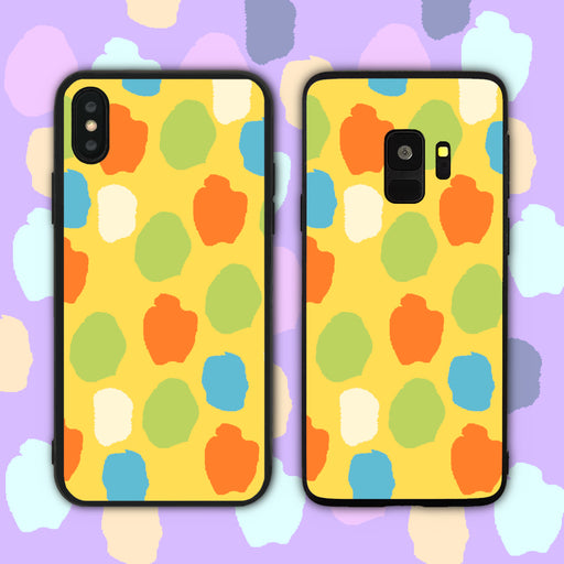 Color Splotch Phone Case