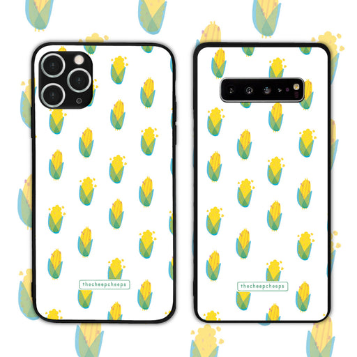 Corn Pattern By TheCheepCheeps_ Phone Case