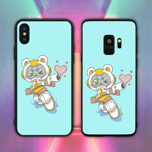 Cyber Bear Phone Case