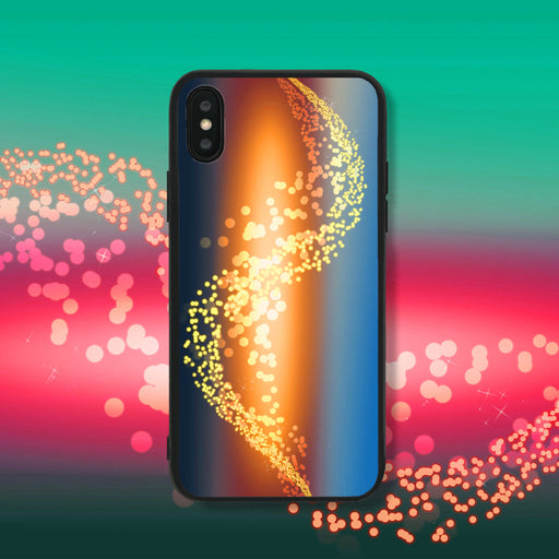 Dancing Lights Phone Case