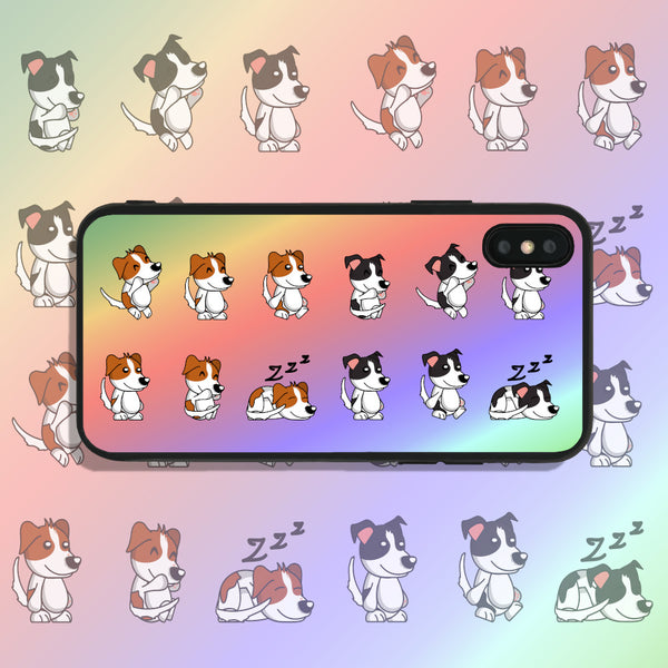 Dog Cartoon Phone Case