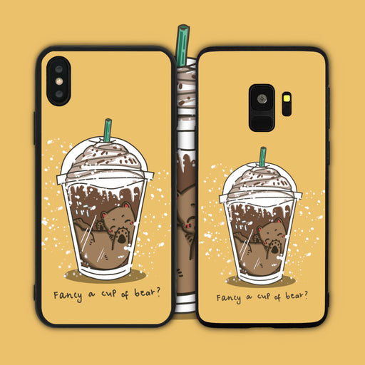 Fancy A Cup Of Bear Phone Case