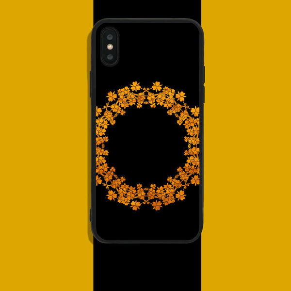 Flower Crown Phone Case