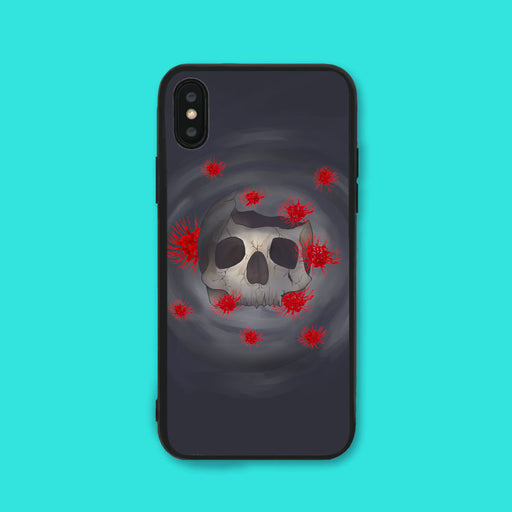 Flowers of Death Phone Case