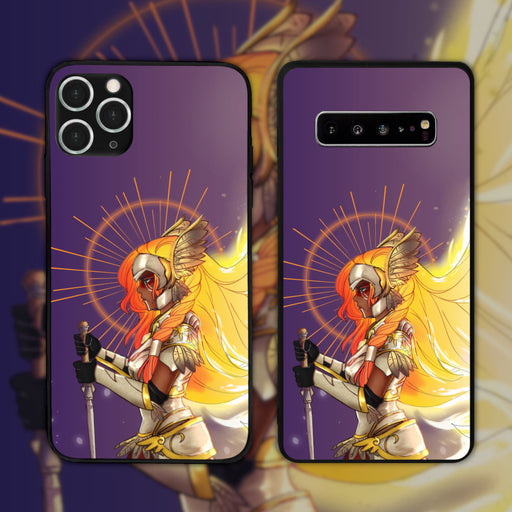 Frontline Valkyrie by Nadja.arts Phone Case
