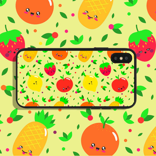 Fruits Explosions Phone Case