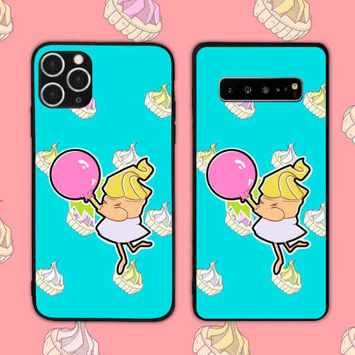 Gem Biscuit Sweet Bubble by Hojyn Phone Case