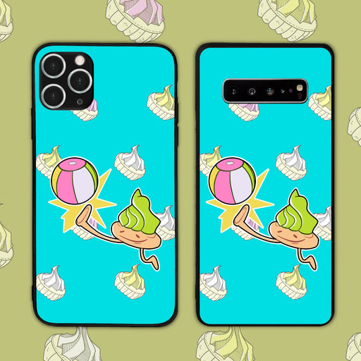 Gem Biscuit Sweet Kick by Hojyn Phone Case
