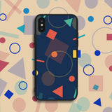 Geometric Shapes Phone Case