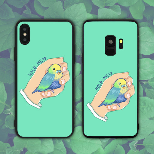 Hold Me Bird Phone Case
