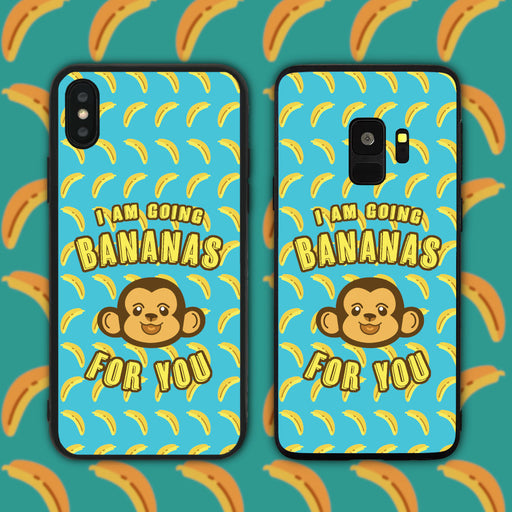 I Am Going Bananas For You Phone Case
