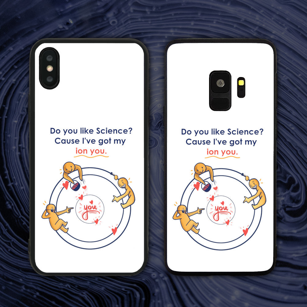 I've Got My Ion (Eyes On) You Phone Case