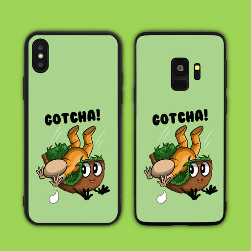 If You Fall I'll Be There-Groung Phone Case