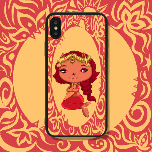 Indian Female Merlion Phone Case