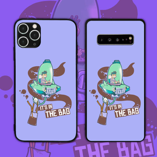 It's In The Bag by Hojyn Phone Case