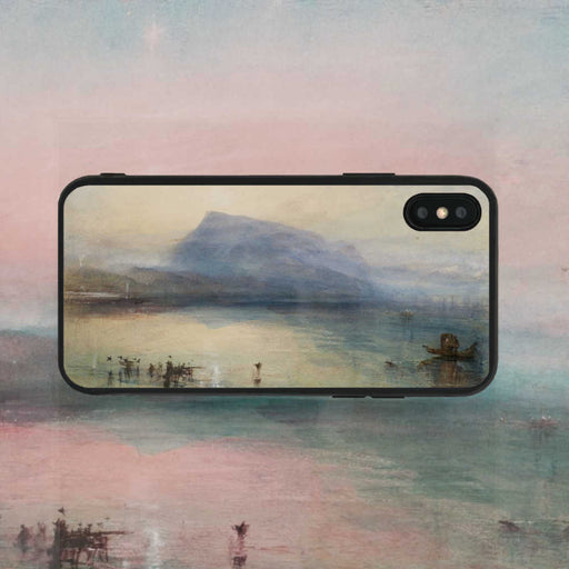Joseph Mallord William Turner The Blue Rigi Phone Case