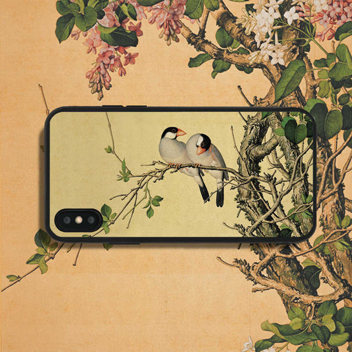 Lang Shining Immortal Blossoms Of An Eternal Spring 11 Phone Case