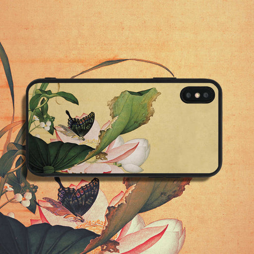 Lang Shining Immortal Blossoms Of An Eternal Spring 13 Phone Case